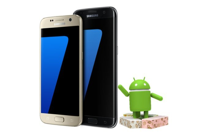 Samsung Galaxy Android Nougat Update Info (2017) ~ NIRBHAY TECH
