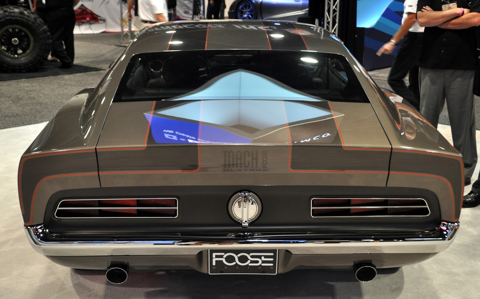 Foose 68 Camaro