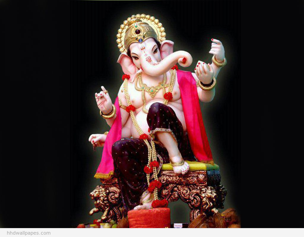 Lord Ganesha HD Wallpapers - Telugu Devotional Songs