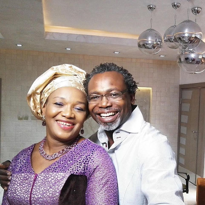 Famed photographer, Kelechi Amadi-Obi & wife, Julia, celebrate 15th wedding anniversary