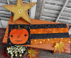 Mini halloween quilts