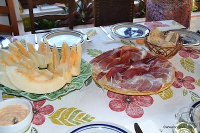 французский семейный обед в португалии