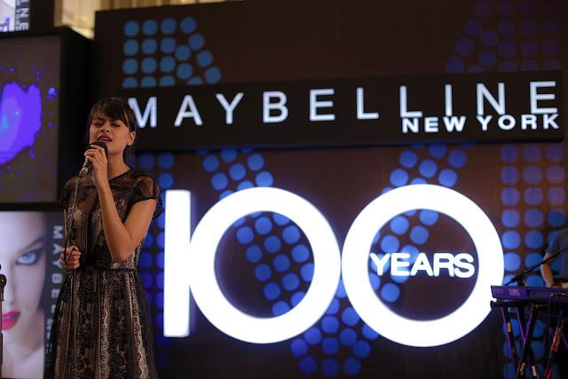 Maybelline New York 100th Anniversary, Maybelline New York Indonesia, Eva Celia