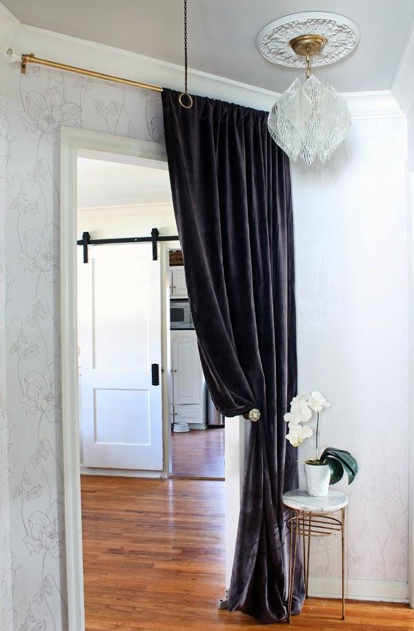 Hunted Interior Hallway Makeover