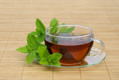 Drink peppermint tea to boost your memory