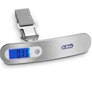 Recensione Bilancia portatile per pesare le Valigie