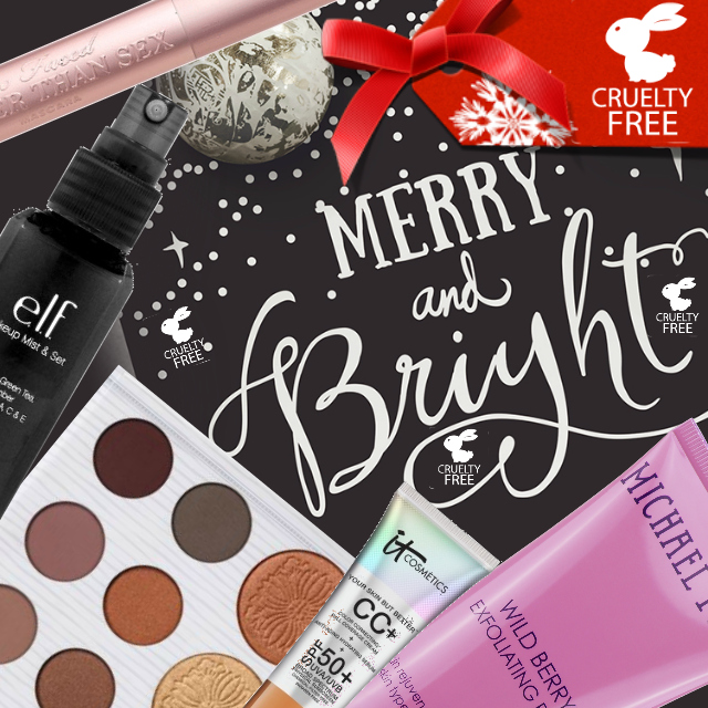 Last Minute Cruelty Free Beauty Gifts For The Holiday by Barbies beauty bits