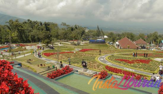 InstaLiburan -The Blooms Garden Wisata Baru Di Bali Yang Instagramable