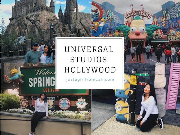 Universal Studios Hollywood - Guía completa, tips para ahorrar dinero y visitar el parque.