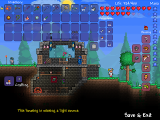Terraria 1.1 Patch To Be The Biggest Yet, Set to Release Dec 1st