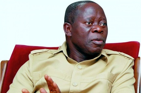 Gov. Adams Oshiomhole Orders Arrest of His Media Aide for Making a Post on Facebook