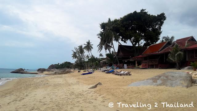 Traveling at Koh Samui