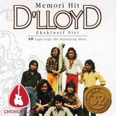 Lirik dan chord Cinta Hampa - D'Lloyd