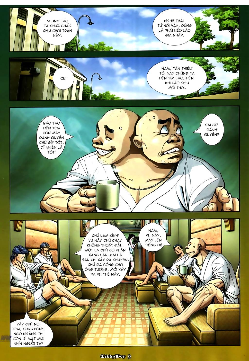 Người Trong Giang Hồ NetTruyen chap 866 - Trang 6