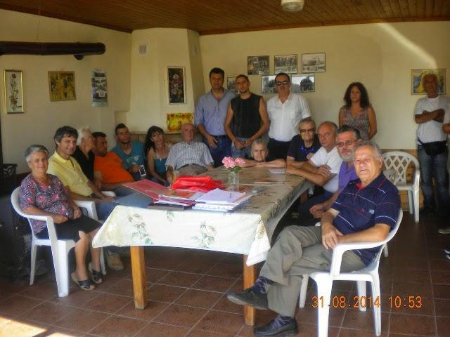Ασπρονέρι: Οι εκλογές του συλλόγου (φωτογραφίες)