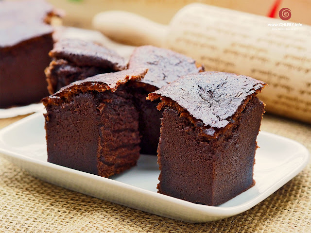 Najprostsze bezglutenowe brownie z dwóch składników