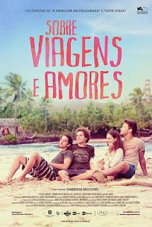 """Poster do filme """"Sobre Viagens e Amores"""""""