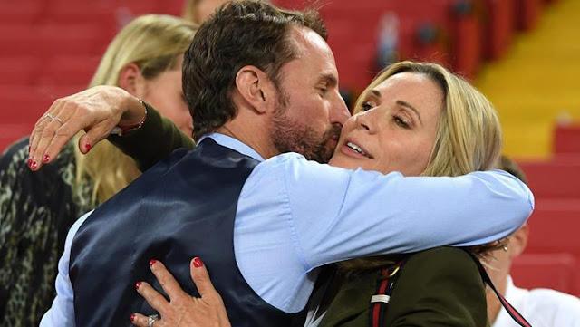 Alison pasangan dari manager Inggris Gareth Southgate