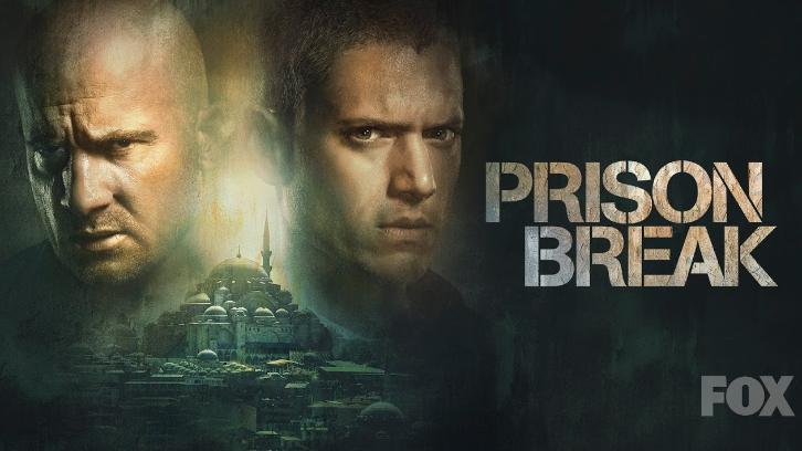 Prison Break - Renewed for a 6th Season?