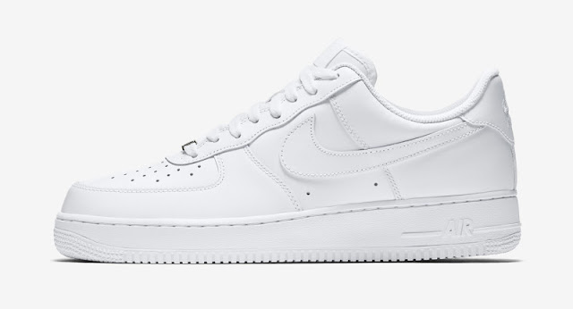 air force One white branco