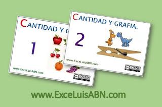 Cantidad y grafía 2.