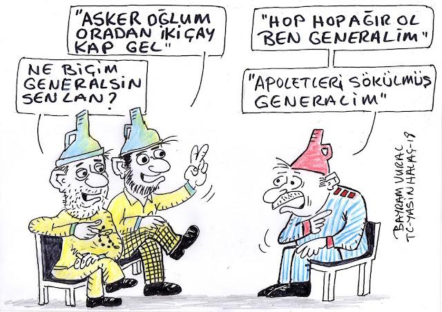 apoletler karikatür