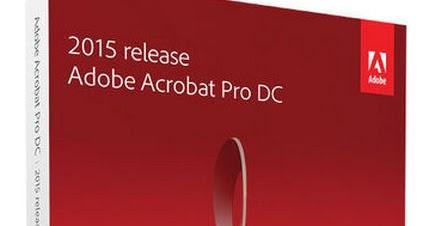 تحميل برنامج adobe acrobat pro dc 2015 كامل