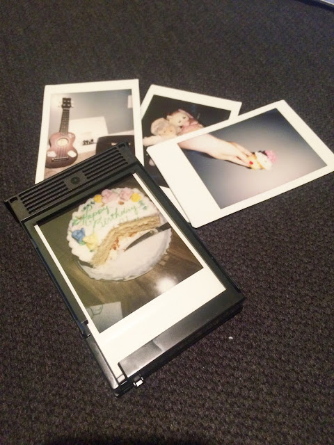 DIY Instax Cartridge Photo Holder | My Name is Sara - mynameissarablog.blogspot.com