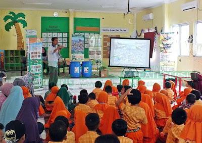 Edukasi Pengelolaan Sampah