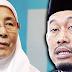 """Wan Azizah """"Usah Bimbang"""", PAS """"Serius"""" Untuk Tumbangkan BN !"""