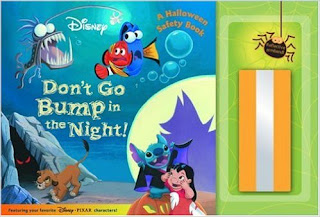 "Cover of book ""Don't Go Bump in the Night!"""