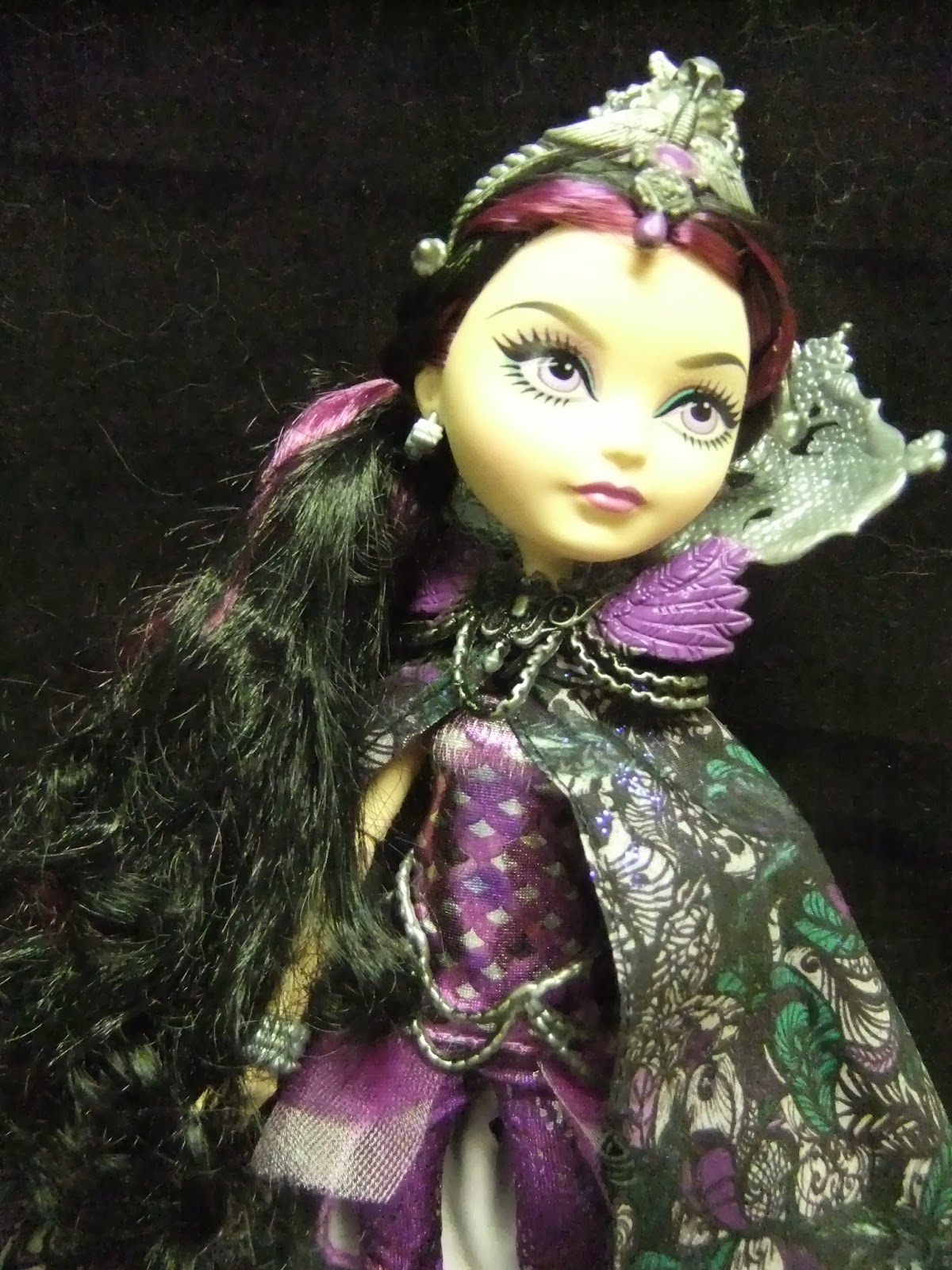 Christina Articulates: Legacy Day Raven Queen