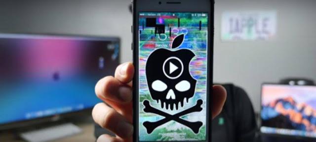 تحذير فيديو قصير يتسبب في إيقاف أجهزة الأيفون عن العمل