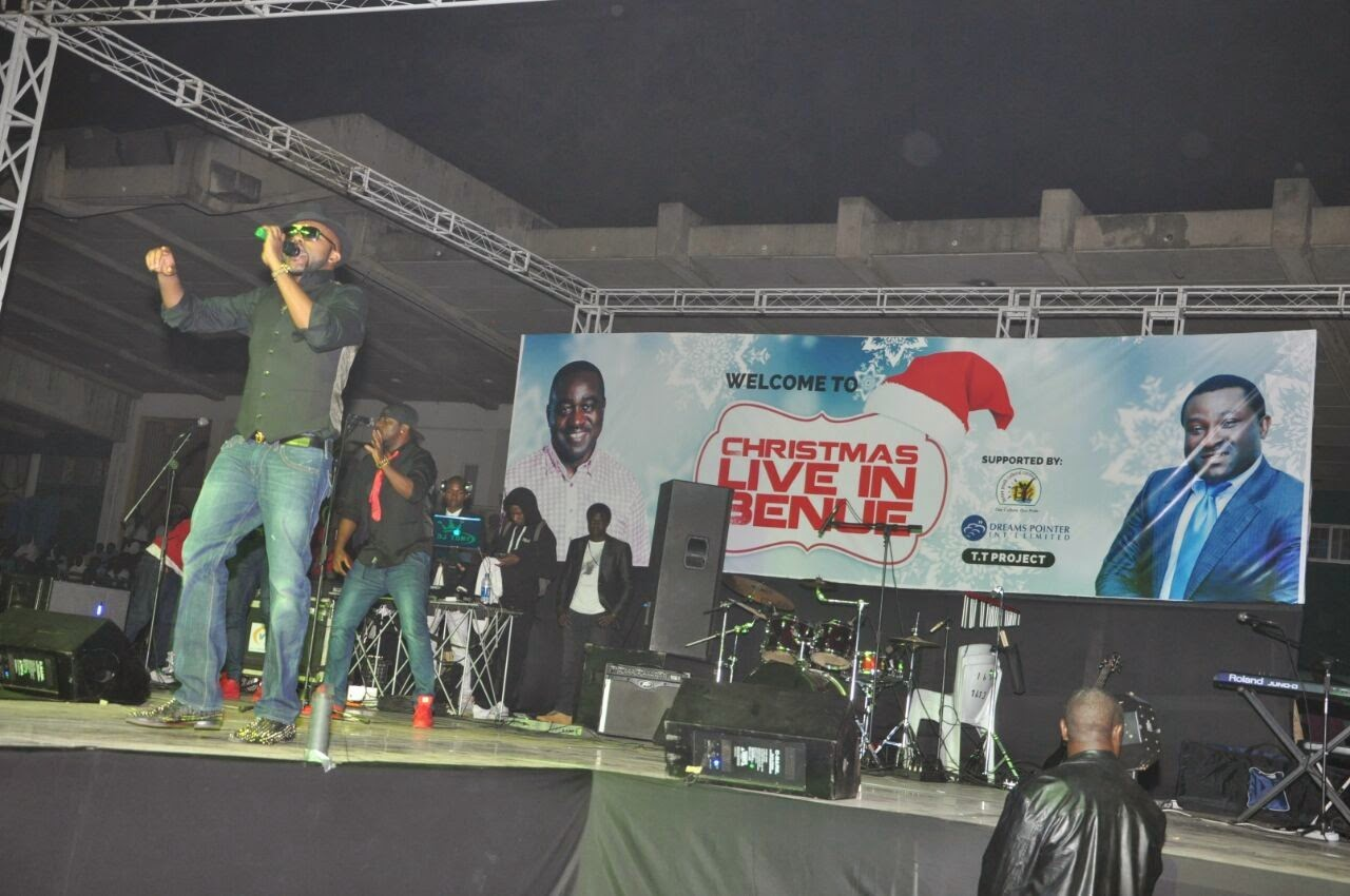christmas live in benue 2014