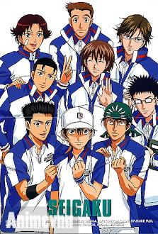 Prince Of Tennis - Hoàng Tử Tennis 2005 Poster