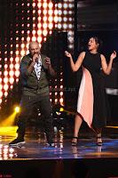 Sonakshi Sinha on Indian Idol to Promote movie Noor   IMG 1546.JPG