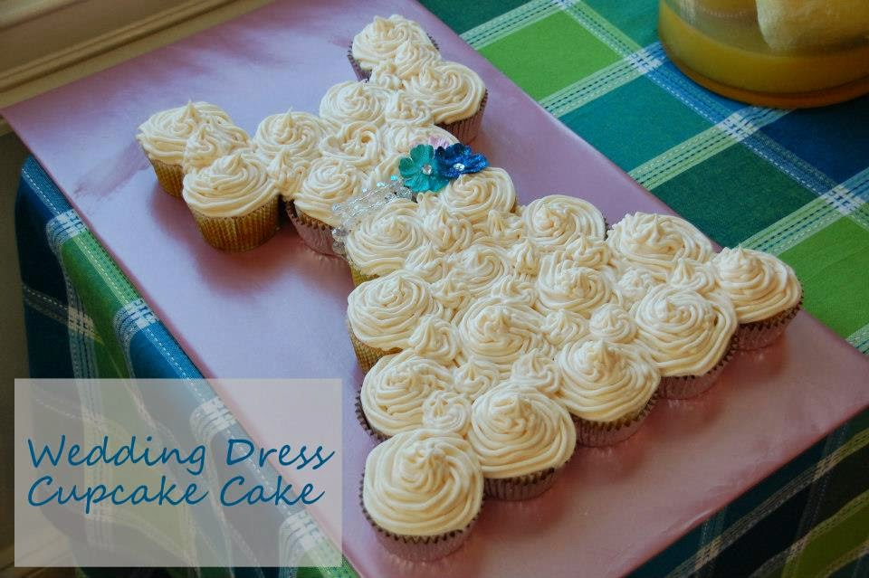 Showers Soirees The Wedding Dress Cake Southern Style A Life