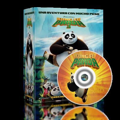 Kung Fu Panda 3 (2016) HD-1080p-mP4 Español -  Ingles