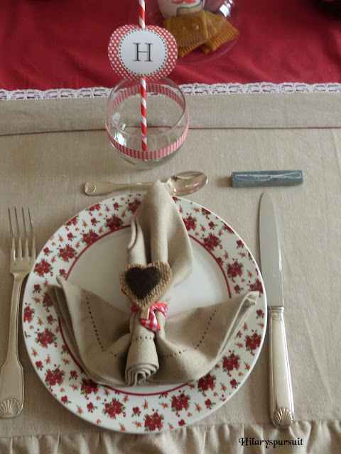 """Table """"Pique-nique à la campagne"""""""