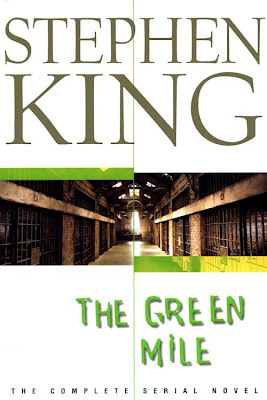 The Green Mile by Stephen King - book cover