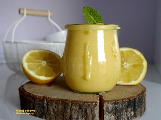 Lemon Curd - genialny, prosty krem cytrynowy - Czytaj więcej »