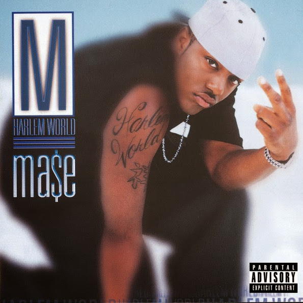 Mase - Harlem World  Cover