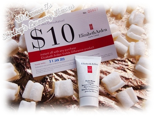 elizabeth arden moisturizing hand treatment