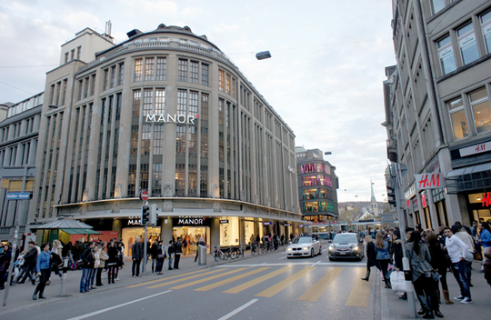Top 5 Best Shopping Streets in the World | Tourist ...