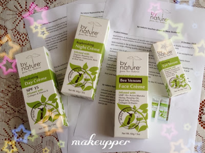 Review: By Nature Skincare - Part 2