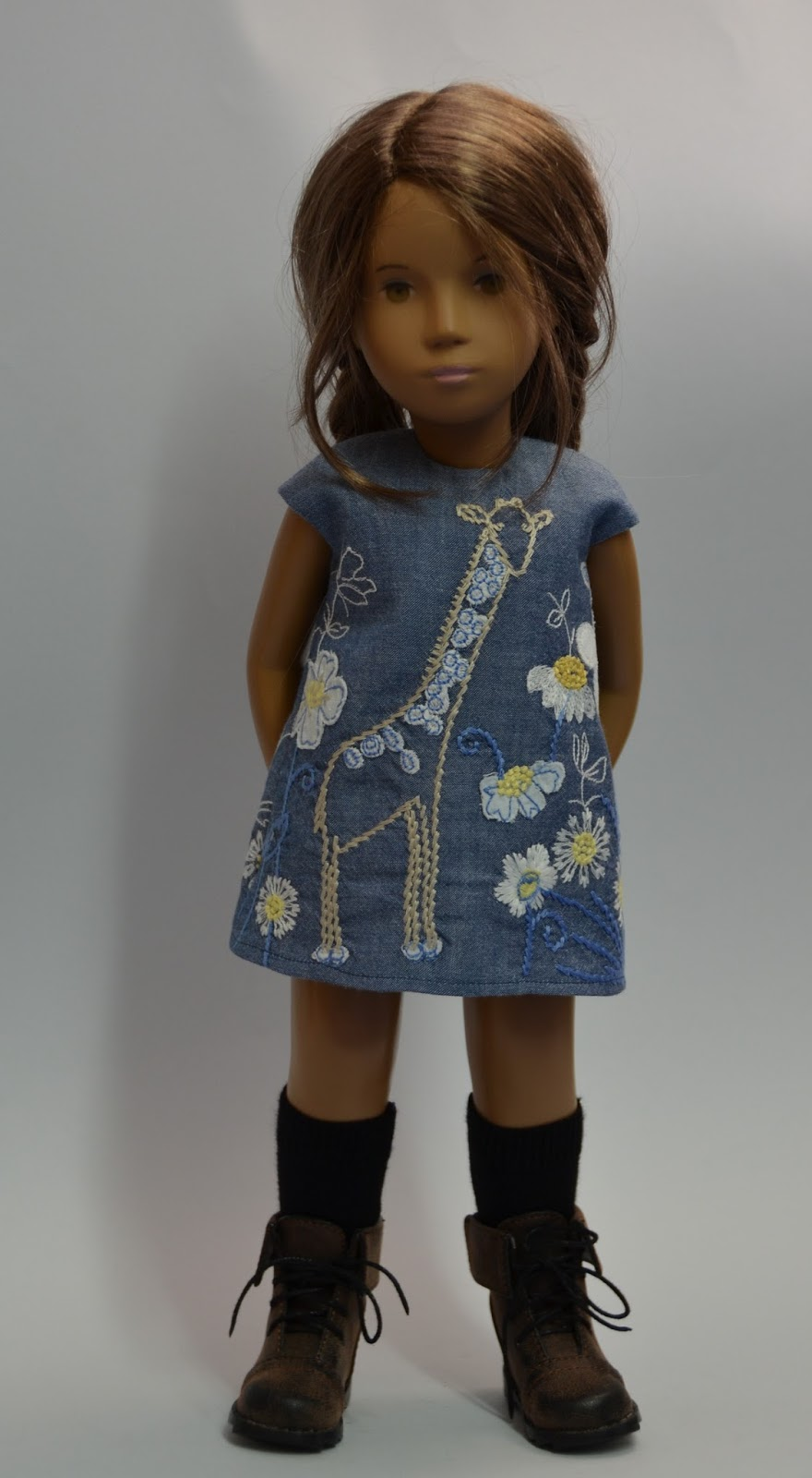 Made with love for Sasha dolls: Sasha doll clothes for ...
