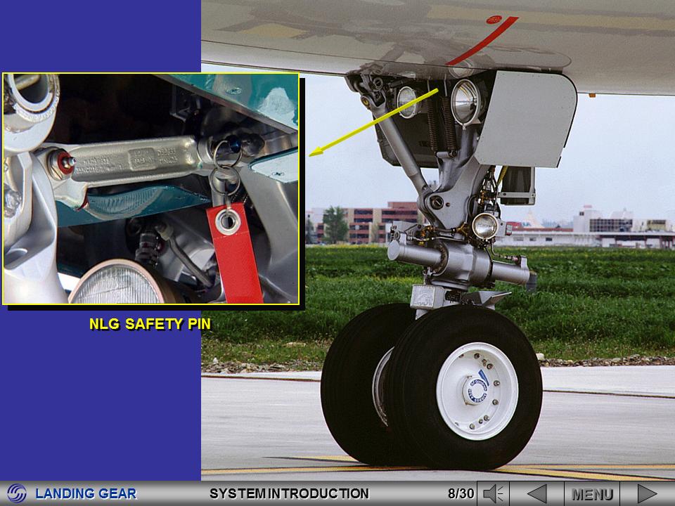 Aviation Legislation: A320 Series Landing Gear System