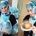 Irish Bella Heboh Dipuji Makin Cantik karena Tampil Pakai Hijab Bunga-Bunga