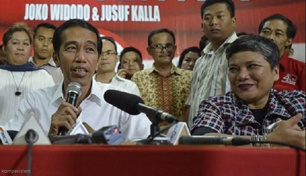 Kenapa Jokowi Tak Lapor Hoaks PKI ke Polisi?