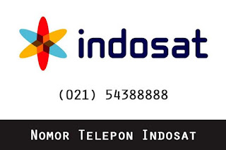 Nomor Telepon CS Indosat